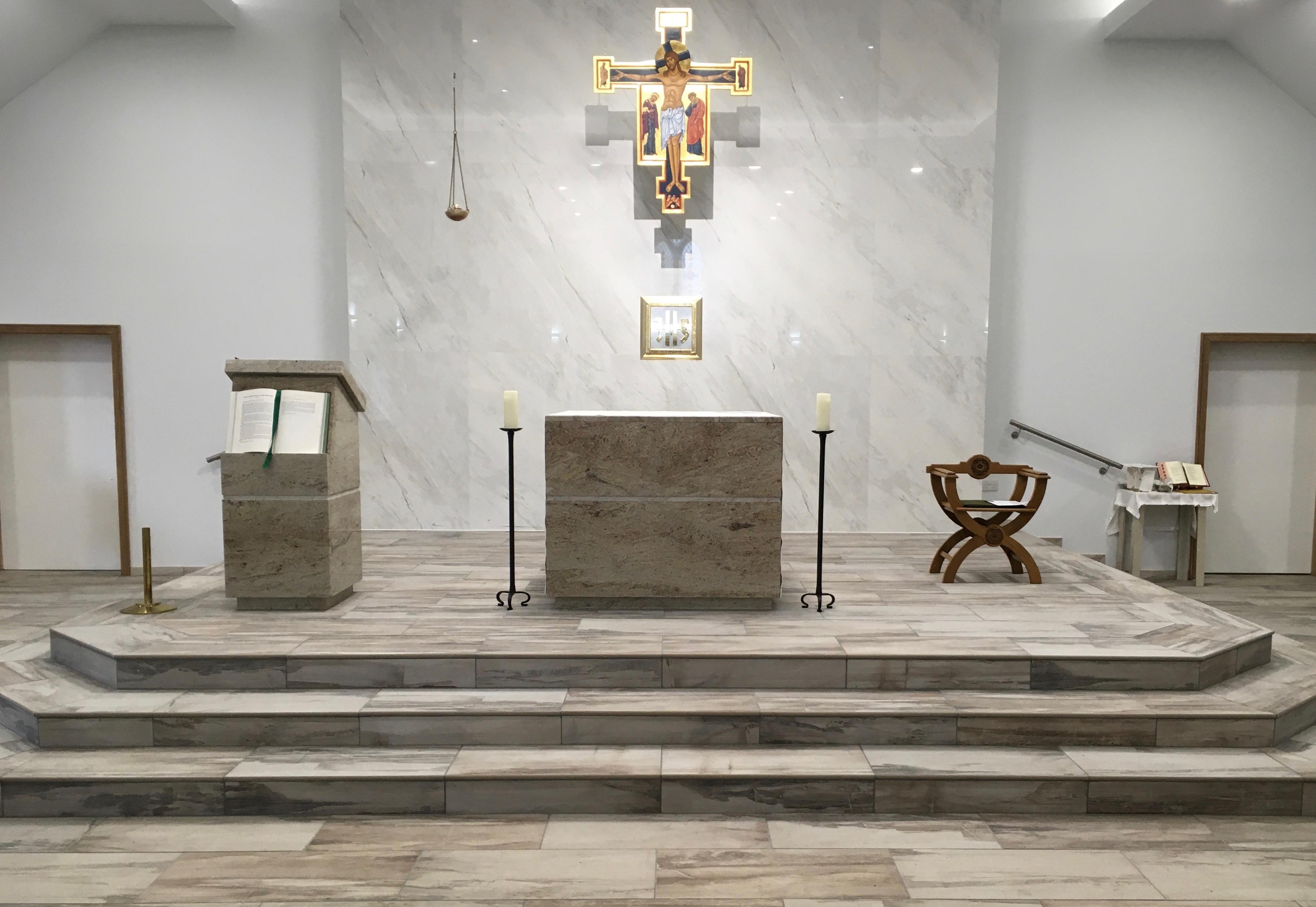St. Athanasius header image